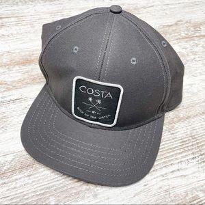 Costa NEW Black Born In The Water Hat